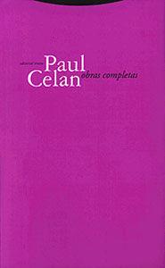 OBRAS COMPLETAS. PAUL CELAN