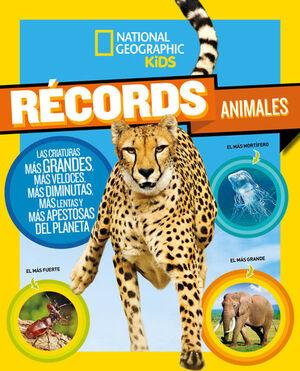 RECORDS ANIMALES