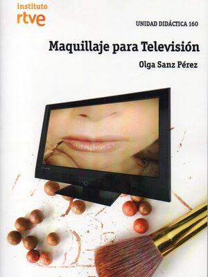 MAQUILLAJE PARA TELEVISIÓN