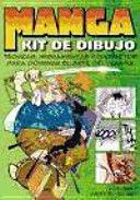 MANGA KIT DE DIBUJO
