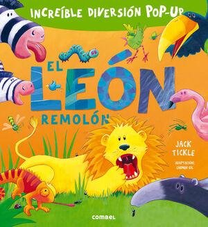 EL LEON REMOLON INCREIBLE DIVERSIÓN POP-UP