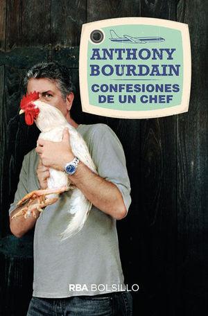 CONFESIONES DE UN CHEF (BOLSILLO)