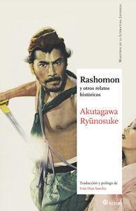 RASHOMON Y OTROS RELATOS HISTORICOS