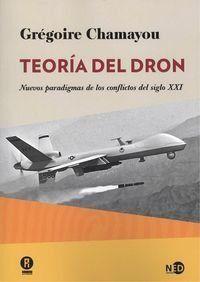 TEORIA DEL DRON NUEVOS PARADIGMAS DE LOS CONFLICTOS DE SIGLO XXI