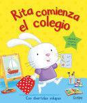 RITA COMIENZA EL COLEGIO ¡AYUDALA PREPARAR SUS CASAS!