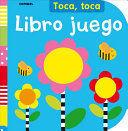 LIBRO JUEGO TOCA, TOCA