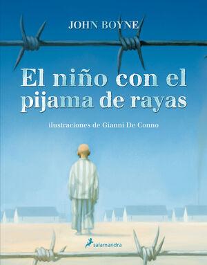 EL NIÑO CON EL PIJAMA DE RAYAS ED GRAFICA