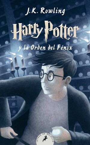 HARRY POTTER Y LA ORDEN DEL FENIX 5