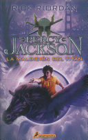 PERCY JACKSON LA MALDICION DEL TITAN