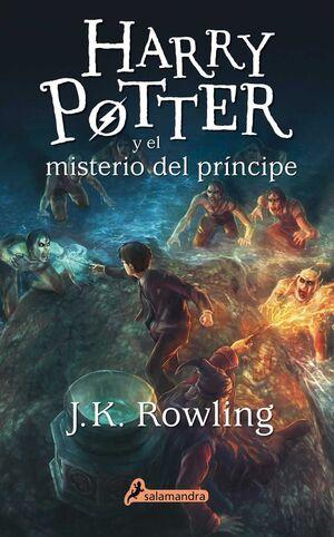 HARRY POTTER Y EL MISTERIO DEL PRINCIPE VI