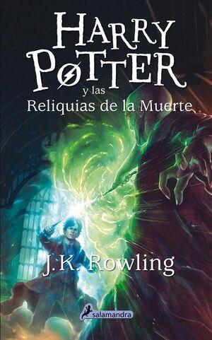 HARRY POTTER Y LAS RELIQUIAS DE LA MUERTE. RUST VII