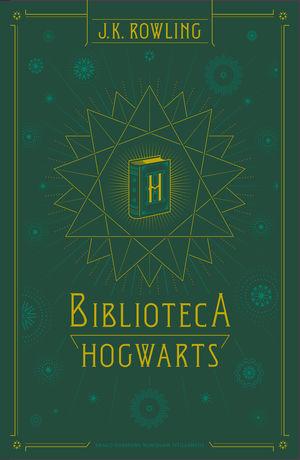 BIBLIOTECA HOGWARTS (EDICIÓN ESTUCHE)