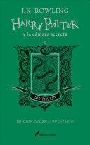 HARRY POTTER Y LA CAMARA SECRETA (SLYTHERIN