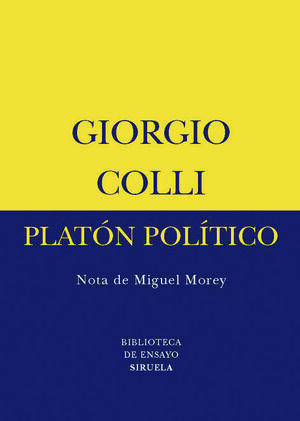 PLATÓN POLÍTICO