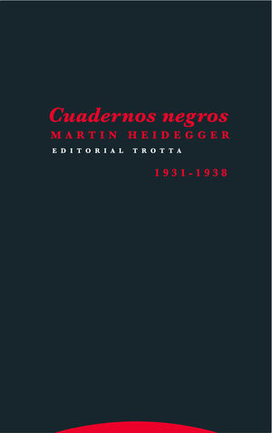 CUADERNOS NEGROS. 1931-1938