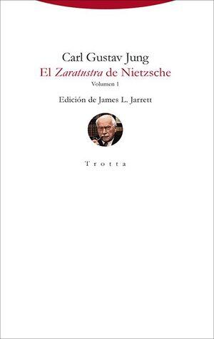 EL ZARATUSTRA DE NIETZSCHE  VOL I