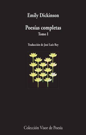 POESIA COMPLETAS TOMO I TRADUCCIÓN DE JOSE LUIS REY