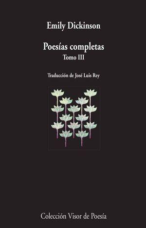 POESIA COMPLETAS III EMILY DICKINSON