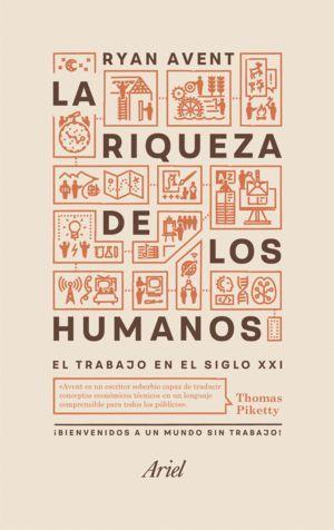 LA RIQUEZA DE LOS HUMANOS