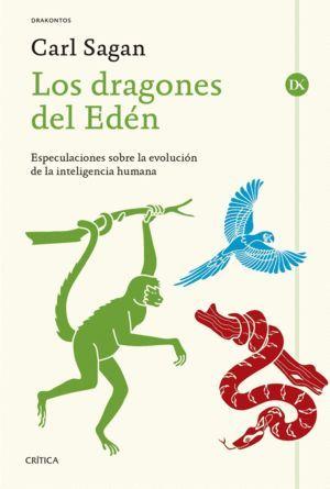 LOS DRAGONES DEL EDEN
