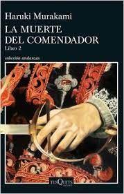 LA MUERTE  DEL COMENDADOR LIBRO 2