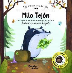 MILO TEJON BUSCA UN NUEVO HOGAR