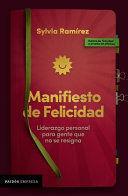 MANIFIESTO DE FELICIDAD