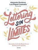 LETTERING SIN LIMITES