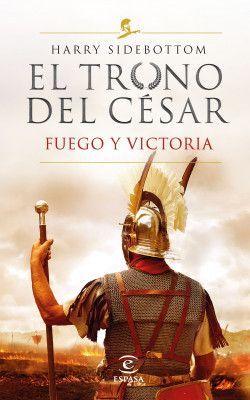 SERIE EL TRONO DE CESAR FUEGO Y VICTORIA