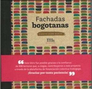 FACHADAS BOGOTANAS