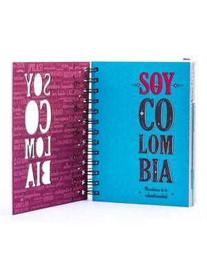 LIBRO SOY COLOMBIA. MISCELÁNEA DE LA COLOMBIANIDAD