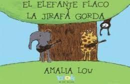 EL ELEFANTE FLACO Y LA JIRAFA GORDA