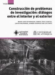 CONSTRUCCIÓN DE PROBLEMAS DE INVESTIGACIÓN