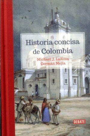 HISTORIA CONCISA DE COLOMBIA (TD)