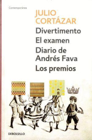 DIVERTIMENTO EL EXAMEN DIARIO DE ANDRES FAVA LOS PREMIOS