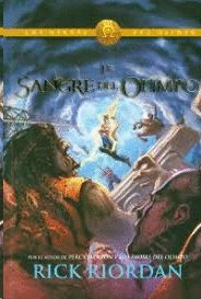 HEROES DEL OLIMPO 5: SANGRE DEL OLIMPO