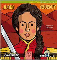 JUANA AZURDUY  # 3