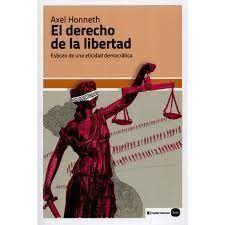 DERECHO DE LA LIBERTAD