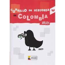 CURSILLO DE HISTORIA DE COLOMBIA ARGOS
