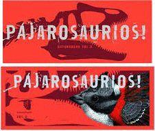 PAJAROSAURIOS FLIPBOOK