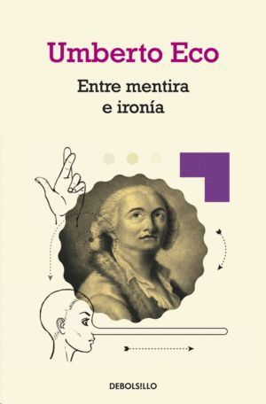 ENTRE MENTIRA E IRONIA