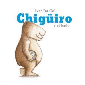 CHIGÜIRO Y EL BAÑO (C)