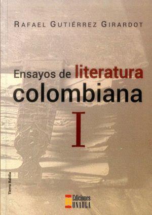 ENSAYOS DE LITERATURA COLOMBIANA X 2