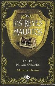 LA LEY DE LOS VARONES EDICIONES