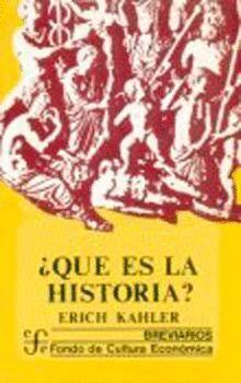 ¿QUE ES LA HISTORIA?