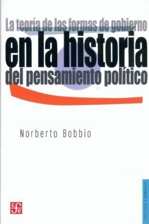 LA TEORÍA DE LAS FORMAS DE GOBIERNO EN LA HISTORIA DEL PENSAMIENTO POLÍTICO : AÑ