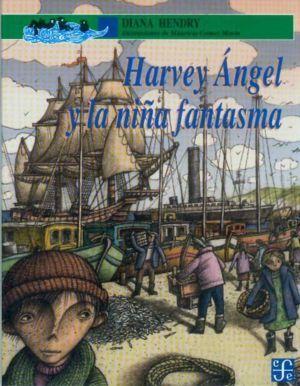 HARVEY ANGEL Y LA NIÑA FANTASMA. N 164