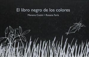 LIBRO NEGRO DE LOS COLORES