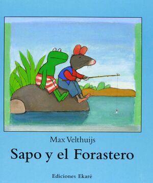 SAPO Y EL FORASTERO