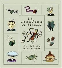 LA CAZADORA DE LIBROS
